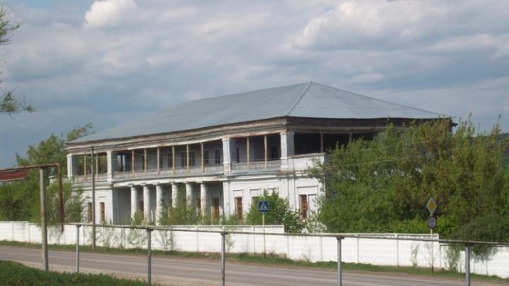 В Самарской области усадьбу родственников Александра Пушкина решили сдать в аренду