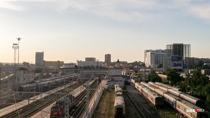 Расписание вечерней электрички из Ростова в Таганрог изменится в День города