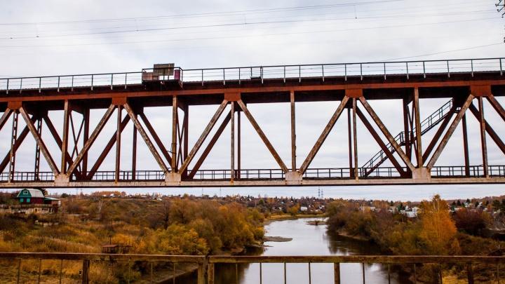 В Омске за два миллиарда рублей построят новый железнодорожный мост