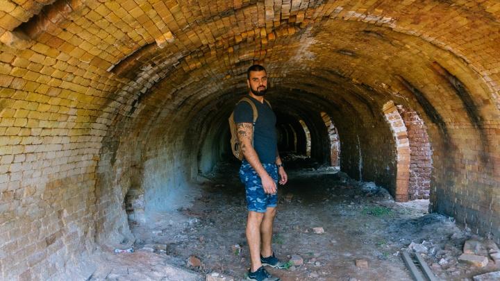 От детсада строгого режима до печей кирпичного завода: гуляем по Завертяева