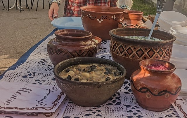 Кухня на углях, блины и морковная мода: в воскресенье Каргополь примет гастрономический фестиваль