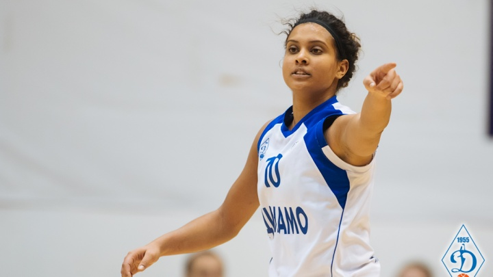 Новосибирские баскетболистки обыграли соперниц из Литвы в Европейской лиге