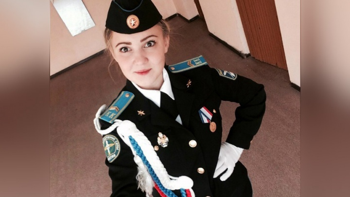 В Башкирии наградили девушку-кадета, которая спасла ребенка