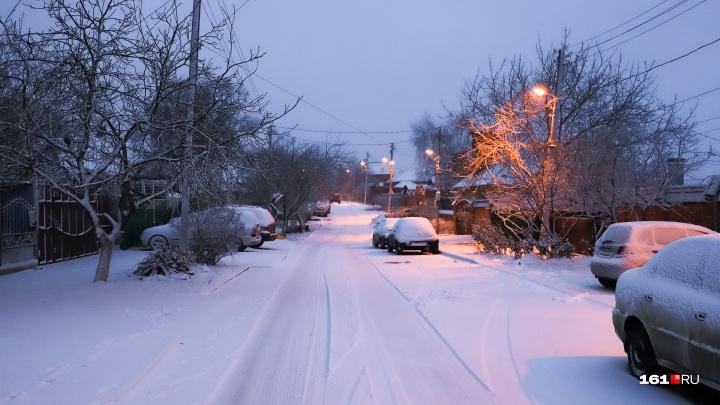 Прогноз погоды на декабрь: будет ли в Ростове снег на Новый год