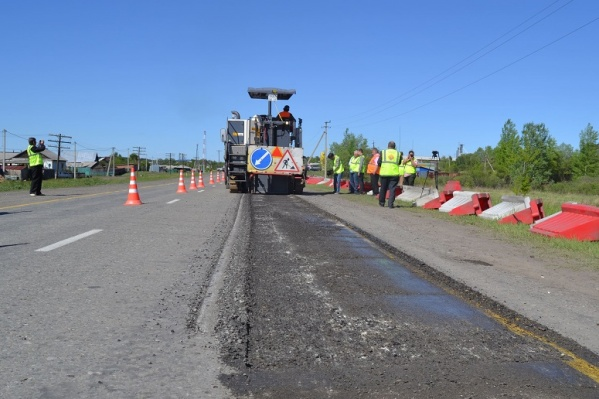 Аукционы прошли на ремонт 16 участков дорог