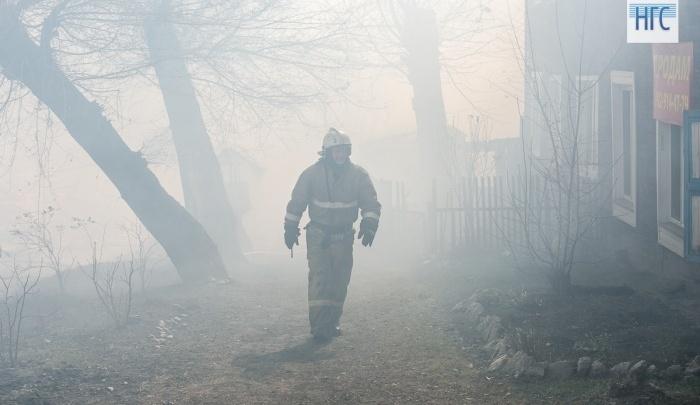 В пожаре из-за розетки на Свердловской погибли двое
