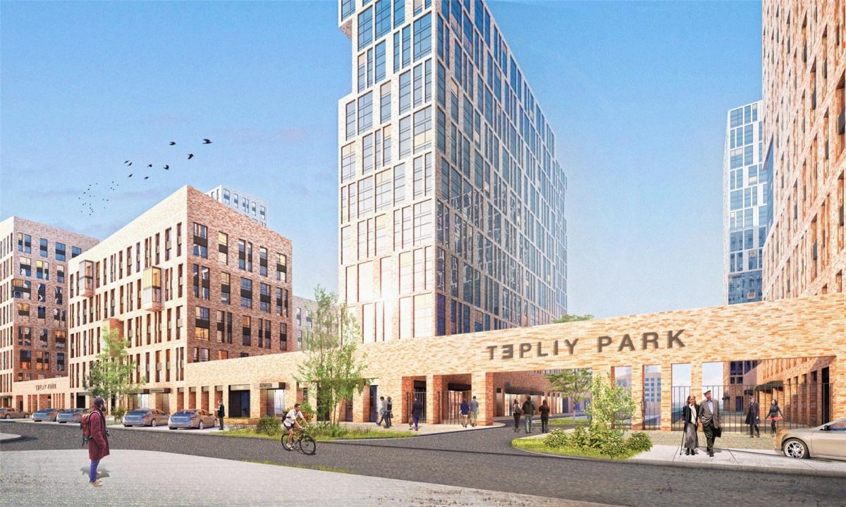 «Город, в котором есть всё»: смотрим, как застроят территорию завода точной механики в Екатеринбурге