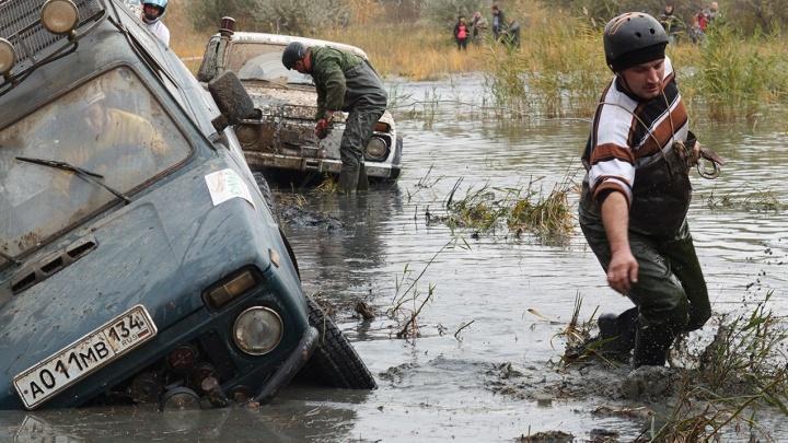 В Волгограде отменили гонку «Генералы песчаных карьеров»