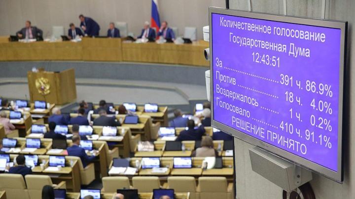 300 законов за год: что запретила и разрешила Госдума перед тем, как уйти на каникулы