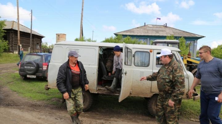 Родители мальчиков из Шатровского района, которые отправились по грибы, в этом время были на работе