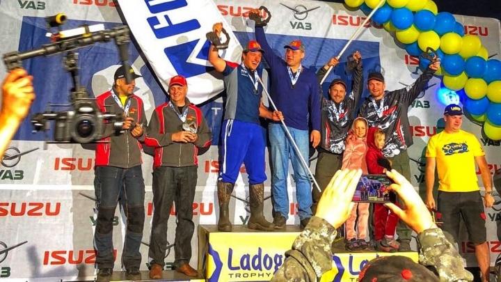 «24 часа за рулем»: екатеринбургский гонщик Сергей Карякин победил на трофи-рейде «Ладога»
