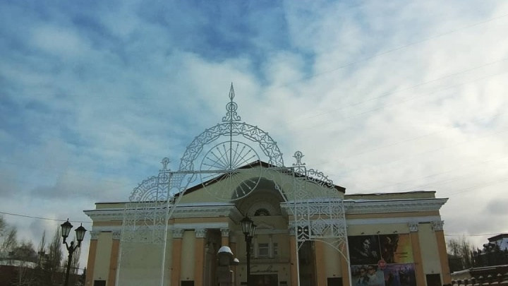 Жители Стерлитамака пожаловались, что в городе забыли включить итальянскую иллюминацию