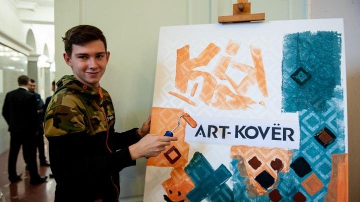 ДГТУ открыл региональную площадку для творческой молодежи