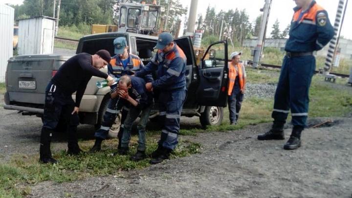 В Курганской области 84-летний пенсионер, которого искали семь дней, найден живым