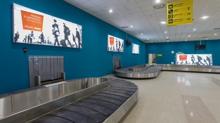 В аэропорту Волгограда свяжут два новых терминала