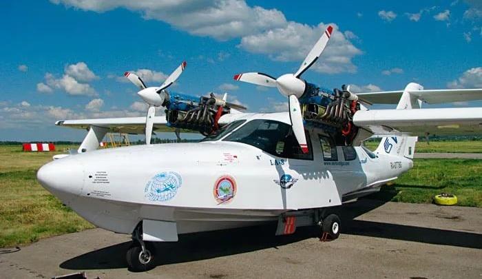 Облетели вокруг света без поломок: самарские самолёты-амфибии будут продавать за рубежом