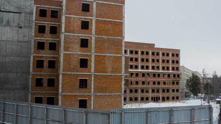 Роддом на 9 этажей: рядом с областной больницей построят огромный корпус