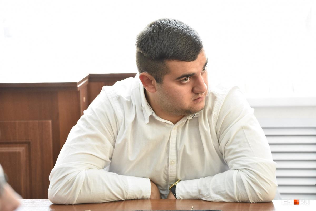 Арутюнян, по словам адвокатов Рябухина, ударил парня уже после того, как конфликт был исчерпан