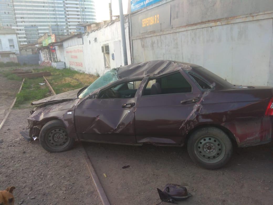 Во время аварии в машине были жена и теща погибшего