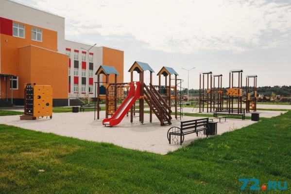 Детский сад, рассчитанный на 360 мест, возведут рядом с новой школой