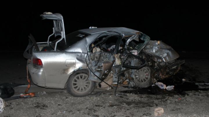Водитель, по вине которого на Красноярском тракте погибли четыре человека, был пьян