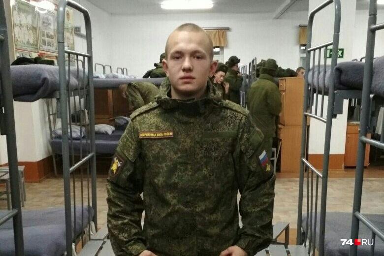 Причина самоубийства южноуральского солдата Евгения Кувайцева до сих пор не ясна