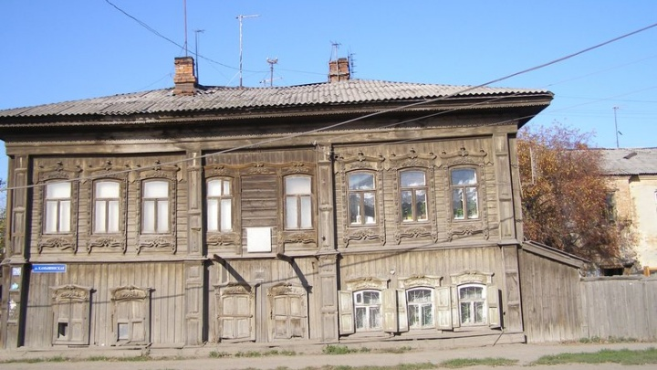 Дом-памятник на Камышинской сдают в аренду за 70 копеек в сутки