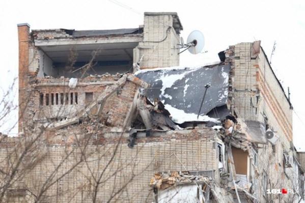 Дом на улице Хабарова в Шахтах