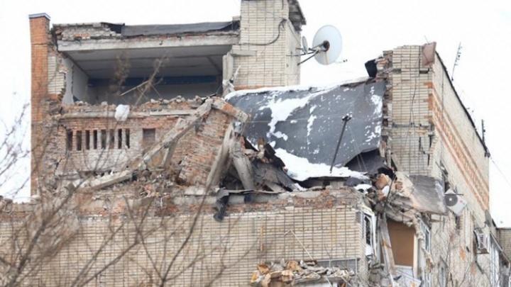 Власти Шахт рассказали, как восстановят разрушенные взрывом дома