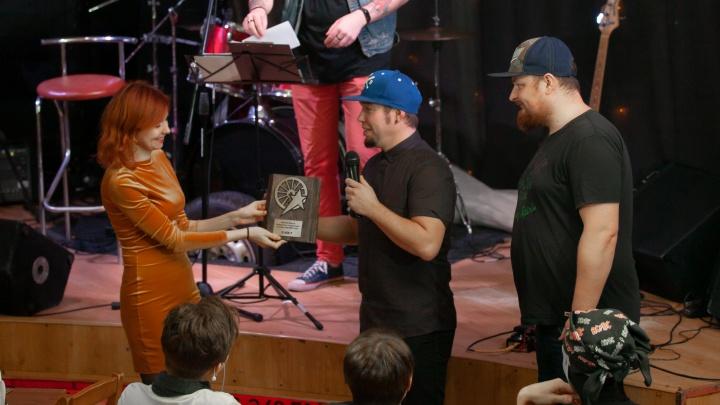 От метала до экспериментала: в Архангельске наградили лучшие рок-группы