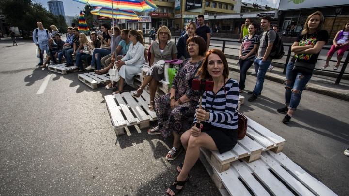Мэрия нашла новый повод для перекрытия улицы Ленина на выходные