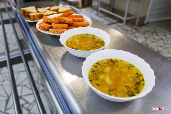 Среднестатистический волгоградец тратит в месяц5431 рубль на еду