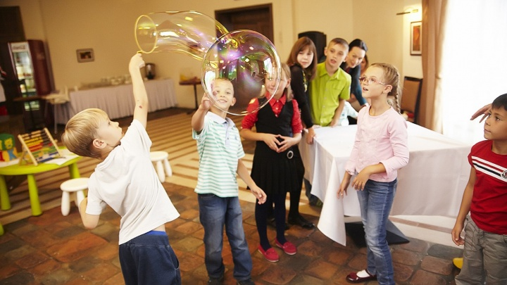 Санаторий установил специальные цены для семей на осенние каникулы
