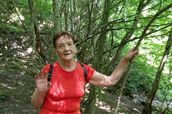 Пенсионерку помогли найти волонтеры «Лиза Алерт Башкортостан»