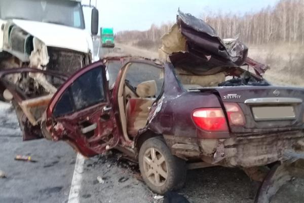Ехали на работу в машине с логотипом такси: подробности смертельного ДТП на новосибирской трассе