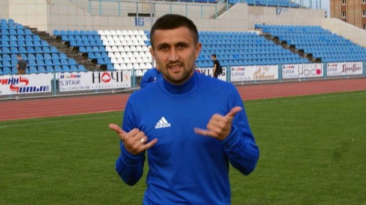 Игрок волгоградского «Ротора» стал лучшим игроком мая ФНЛ по версии болельщиков