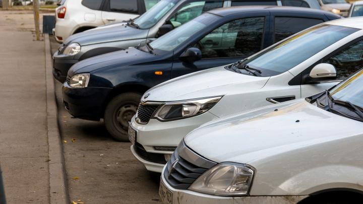 В Самаре автомобилистам запретят останавливаться на дублере Ново-Садовой