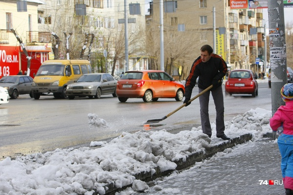 За нежелание содержать территорию рядом в чистоте накажут рублём
