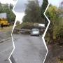 Снесло деревья, столбы и остановки: на Самарскую область обрушился ураган