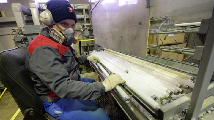 Ловите в своём районе: график работы спецмашины, принимающей опасные отходы у екатеринбуржцев