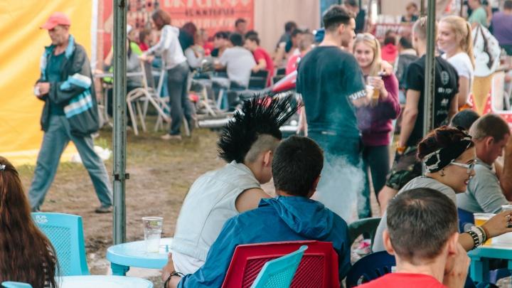 На Грушинском фестивале будет действовать запрет на спиртное