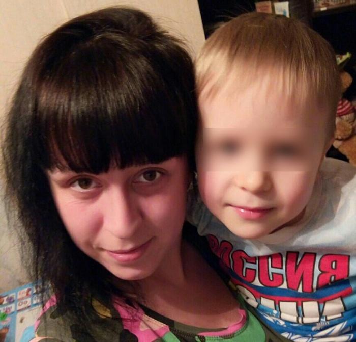 Дома Юлию ждёт 5-летний сын