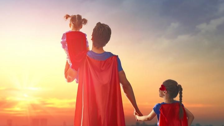 Жена оставила детей отцу: без испуга и слёз не обошлось
