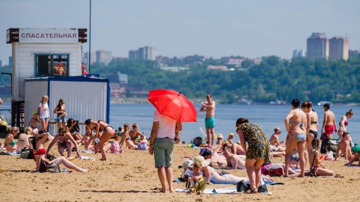 Засуха и жара +33°С: синоптики рассказали о погоде в Прикамье на конец июля