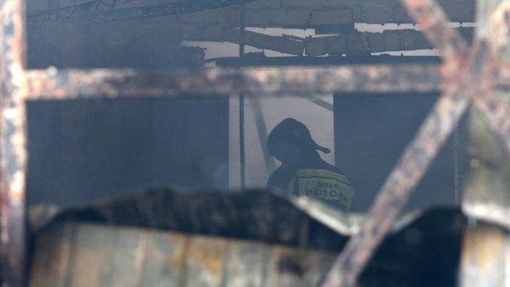 Южноуралец поджег дом знакомой, которая отказалась занять ему деньги