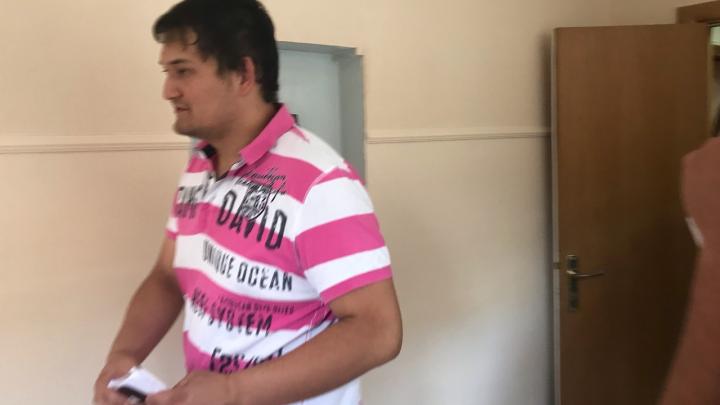 В Волгограде суд оштрафовал Михаила Музраева-младшего на 1000 рублей за сопротивление ФСБ