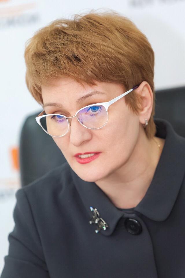 Наталья Салеева руководила «ЮУ КЖСИ» четыре с половиной года