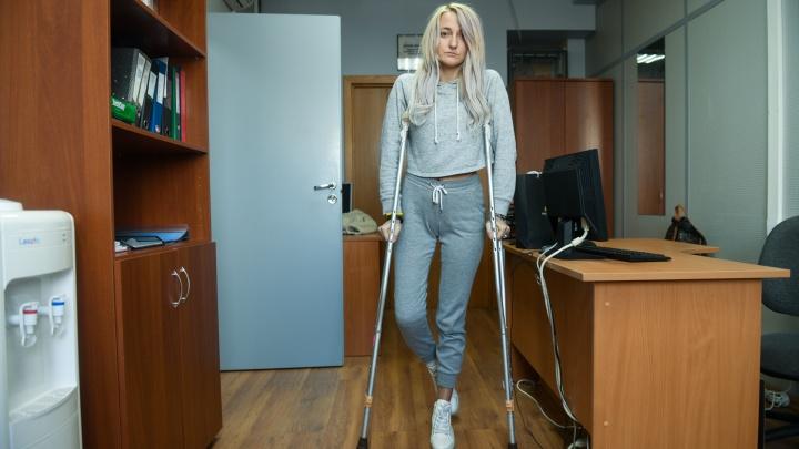 Танцовщица, которую в аварии покалечил цыган: «Виновники сказали, что быть инвалидом — моя судьба»