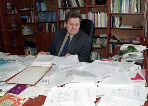 Одним из награждённых стал известный учёный Анатолий Деревянко