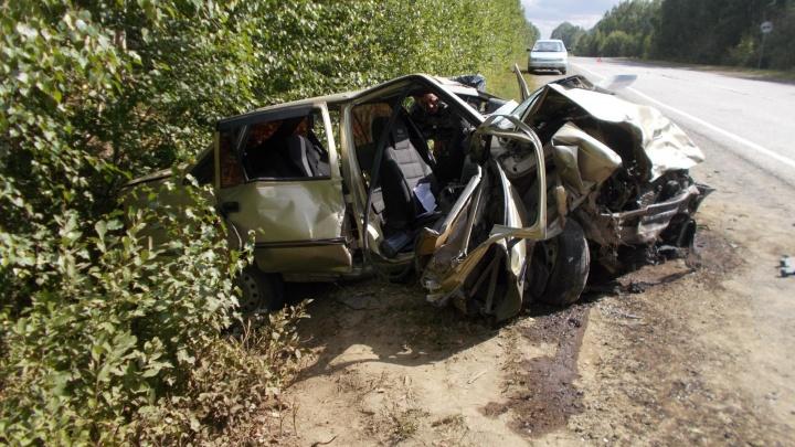 В Башкирии пьяный водитель угробил 16-летнюю студентку